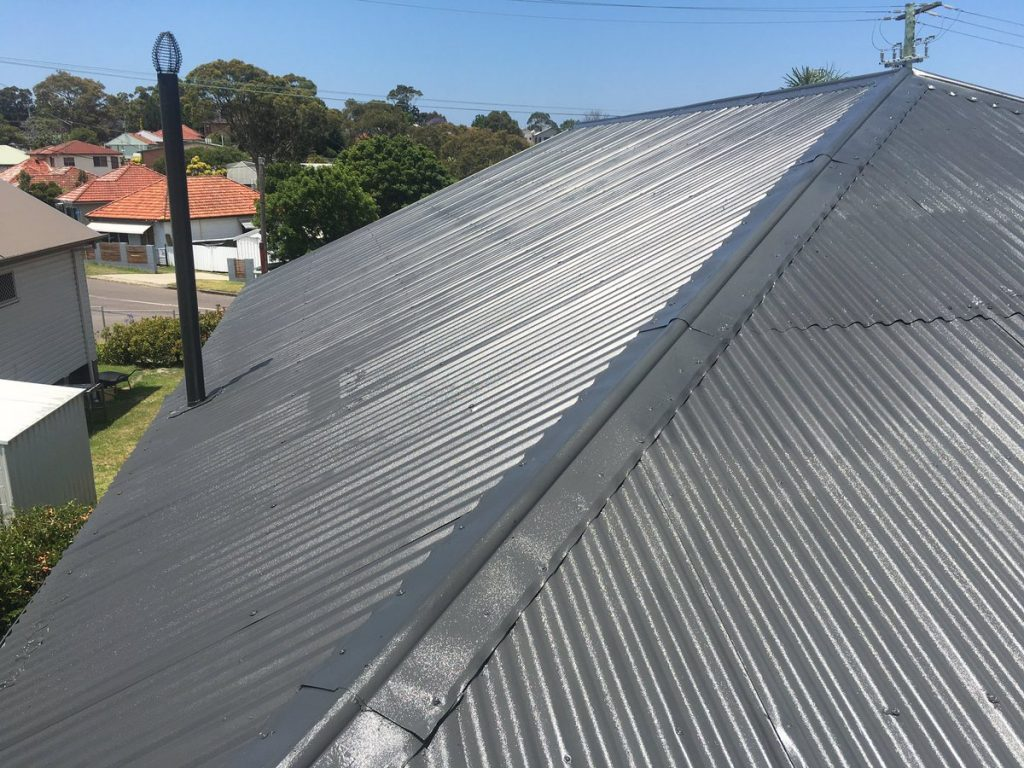 Roof Restoration and Cleaning