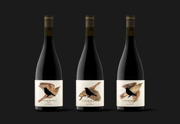15 Best Wine Label Design you would buy